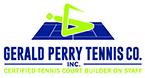 Gerald Perry Tennis Company Logo